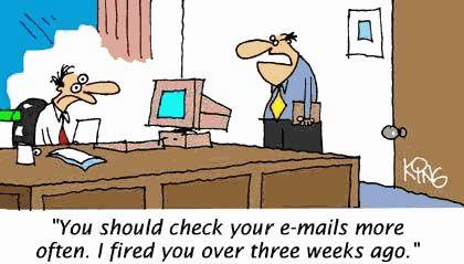 Email joke